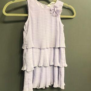 Lavender girls dress